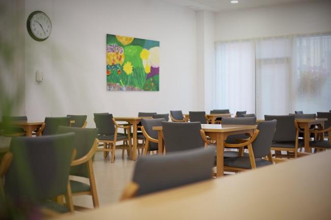 Residencia personas mayores Arandia Bilbao Sala de Terapias
