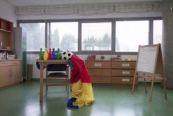 Residencia personas mayores Arandia Bilbao Sala de terapias1