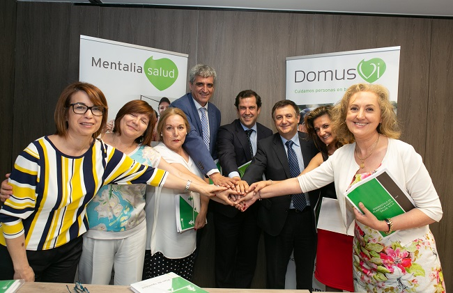 Firma Planes Igualdad SAR Residencial y Casta Salud