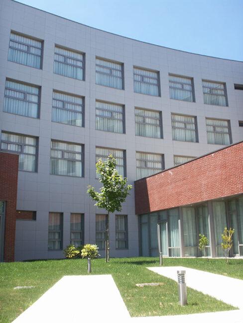 Residencia ancianos Arrigorriaga Arandia