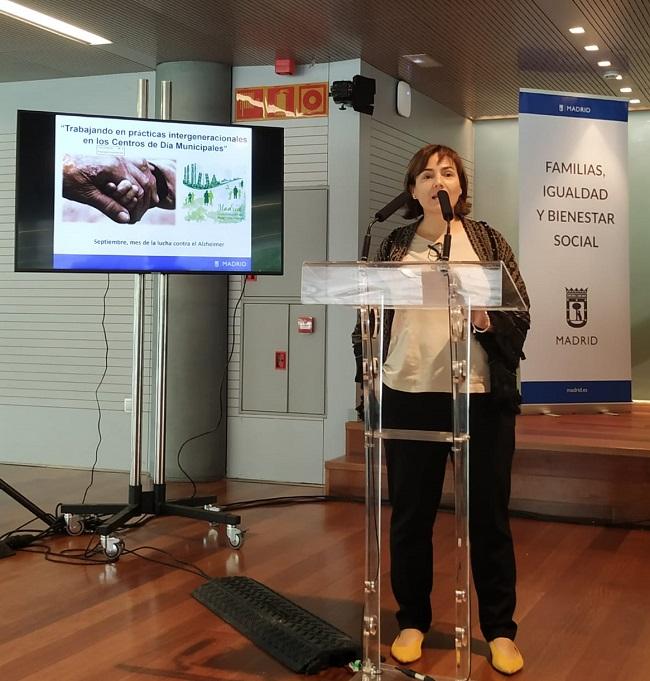 Ponencia del Centro de Día Nicanor Barroso