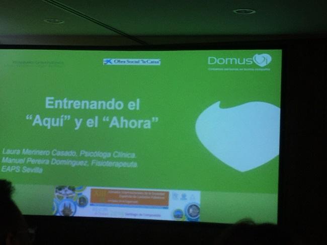 Equipos EAPS Fundación DomusVi en SECPAL