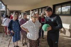 Taller envejecimiento activo DomusVi