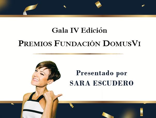 Gala IV Premios Fundación DomusVi