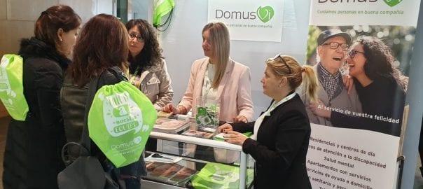 DomusVi Feria de empleo Talentia Santiago