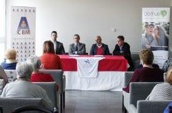 Firma convenio colaboración DomusVi Arroyo