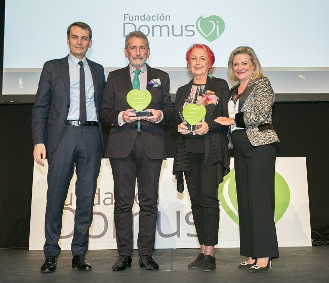 Decanos Gala IV Premios Fundación DomusVi