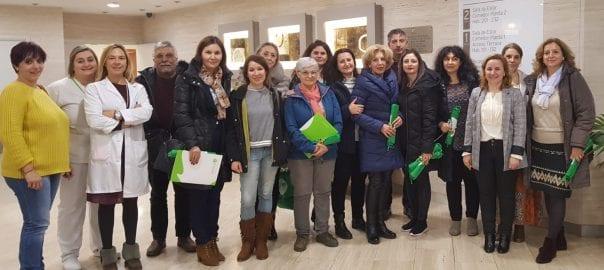 DomusVi Oleiros recibe visita de STRACOV