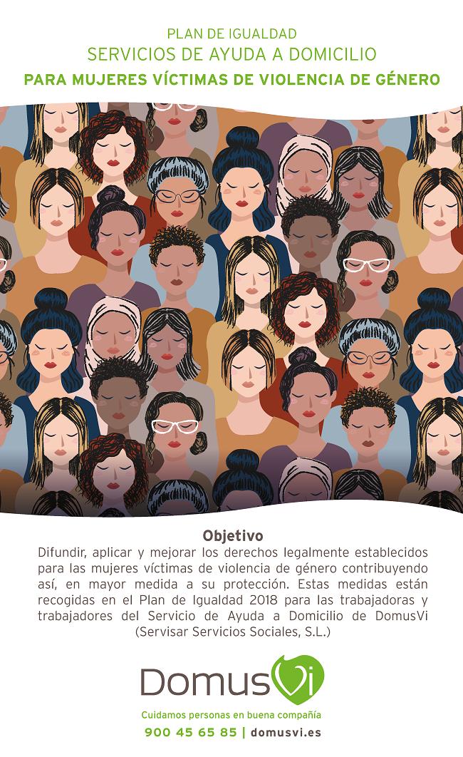 DomusVi Medidas Violencia Género