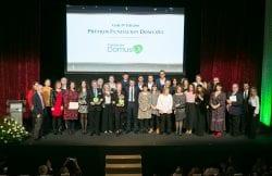 Premiados Gala IV Premios Fundación DomusVi