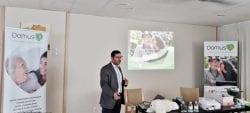 Jornada nuevas tecnologías DomusVi Villaralbo