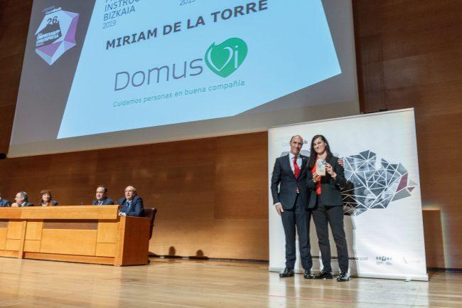 Premio Confebask DomusVi Las Laceras