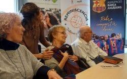 Fin taller reminiscencia DomusVi Claret Barcelona