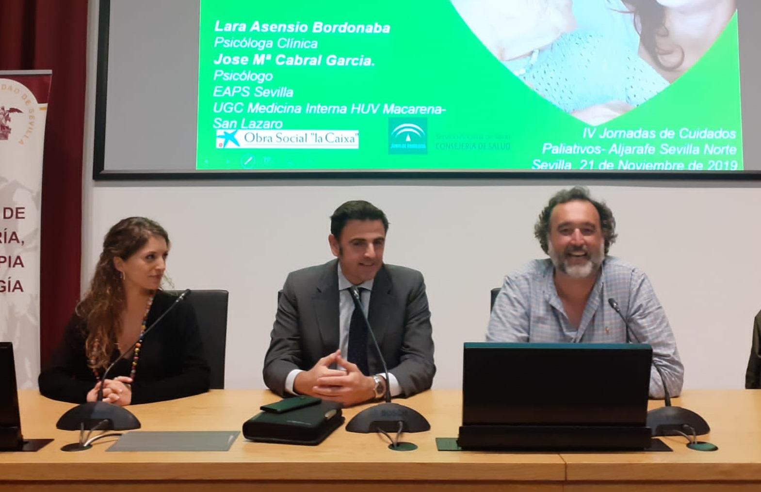 DomusVi EAPS jornada palabras que cuidan Sevilla