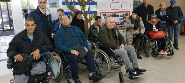 DomusVi Bóveda charla discapacidad vs diversidad