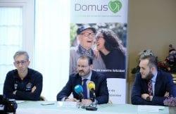 DomusVi y Monbus Obradoiro renueva su convenio