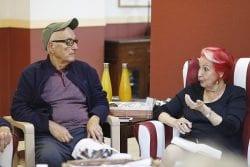 Entrevista Rosa M Calaf en DomusVi Regina