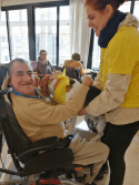 DomusVi Ciudad de Badajoz un ladrido por una sonrisa