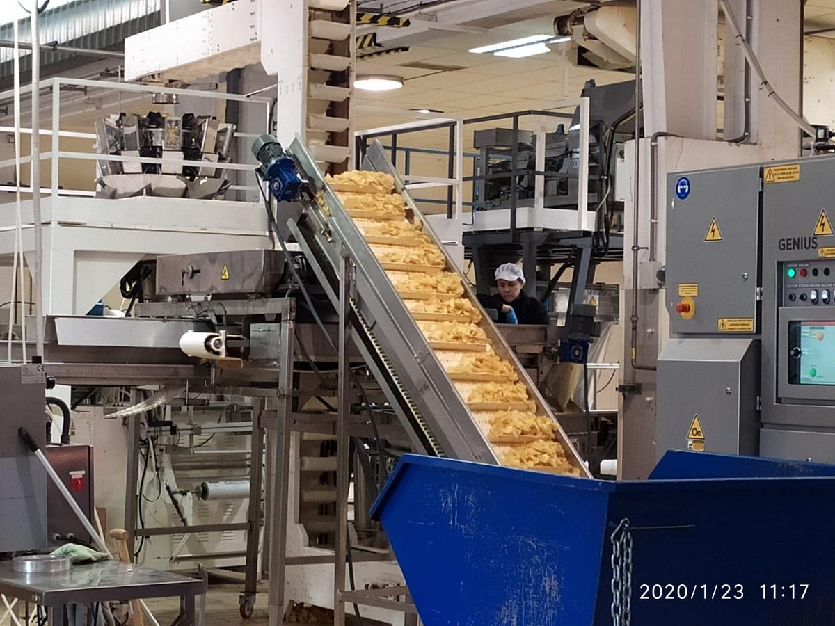 DomusVi Matogrande visita fábrica Bonilla