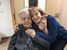 Día del Abrazo 2020 en DomusVi