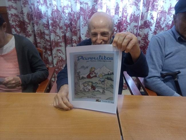 DomusVi Sierra de las Nieves celebra Día de la Educación