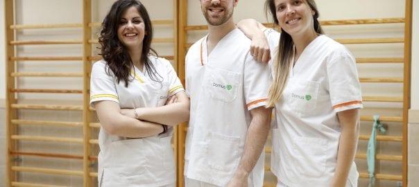 FP DUAL DomusVi en Galicia