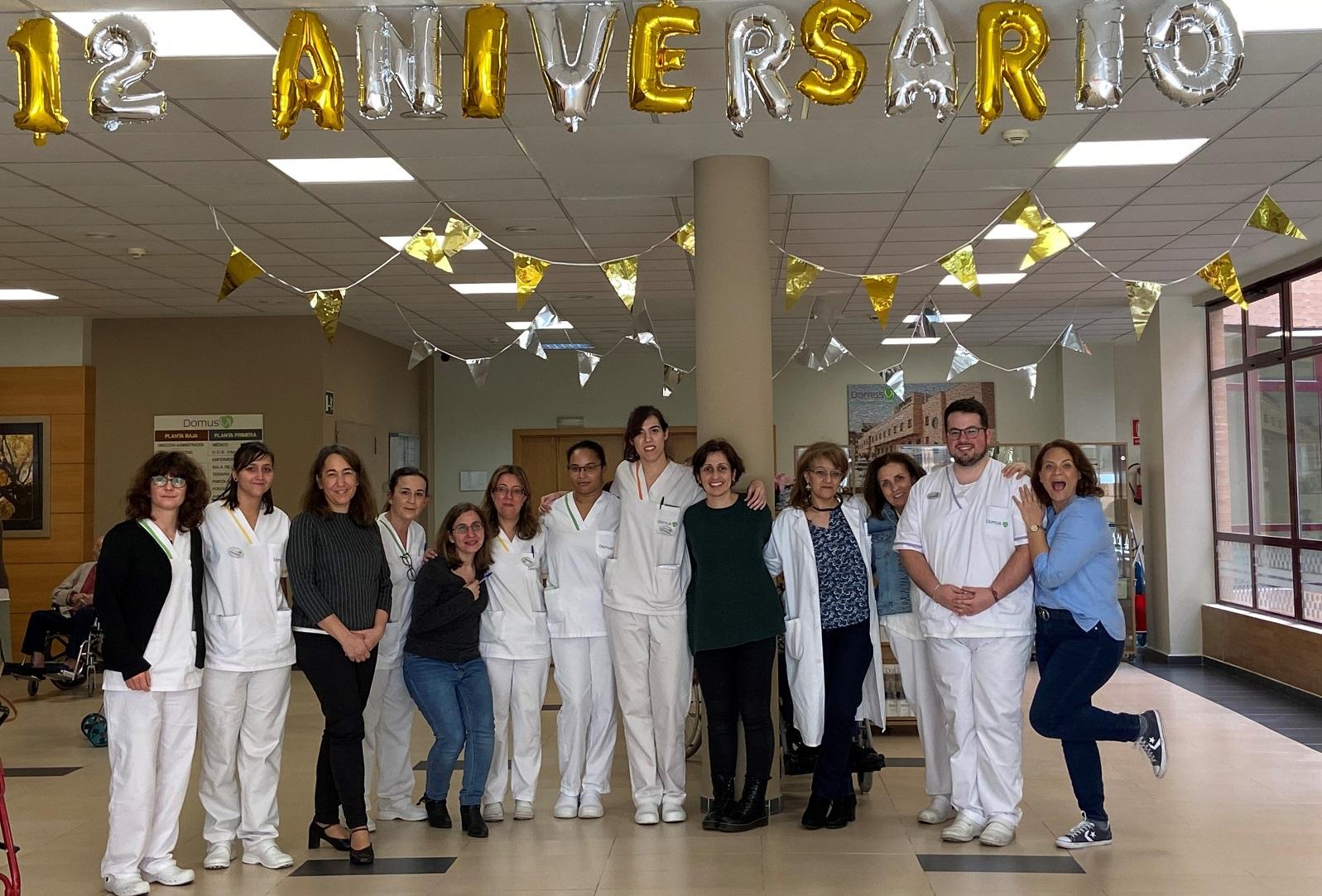 12 aniversario DomusVi Alcalá de Henares