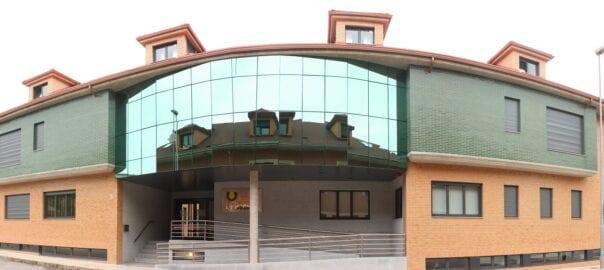 Residencia de mayores Gijón La Dehesa