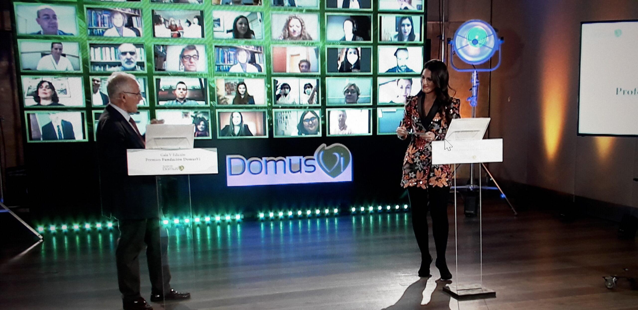 Gala V Premios Fundación DomusVi