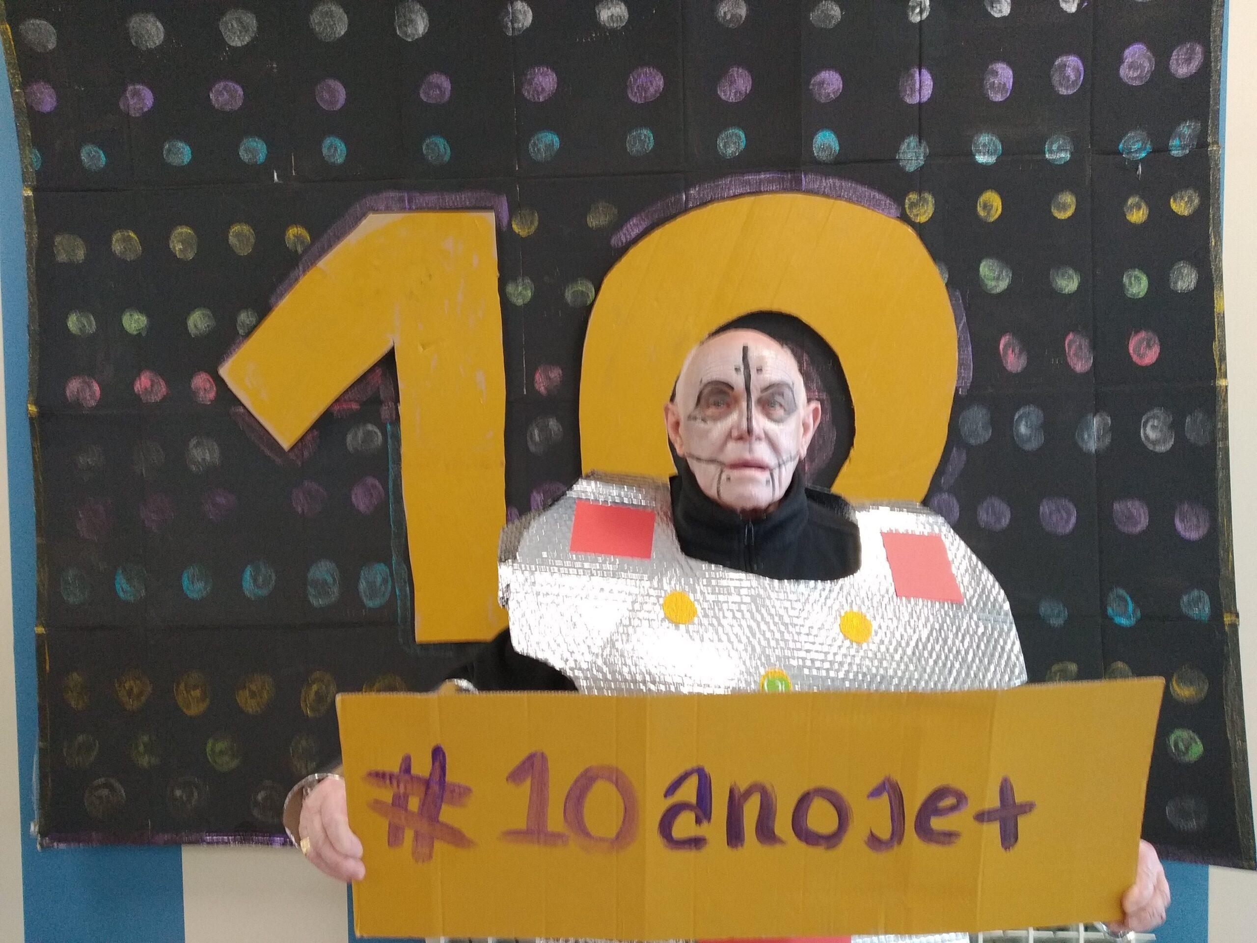 10 años DomusVi Viveiro