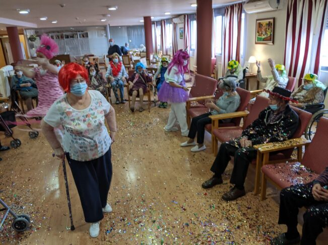 Carnaval DomusVi 2021