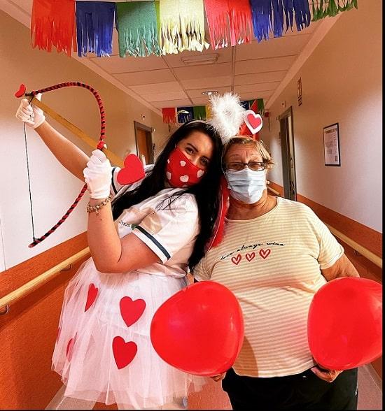 San Valentín 2021 DomusVi