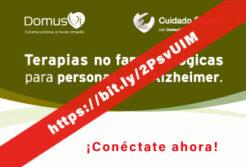 Cierre Inscripciones Jornada terapias no farmacológicas