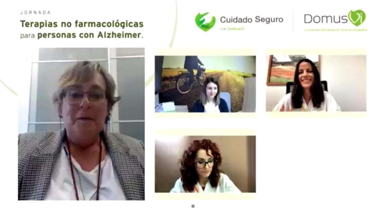 Jornada Terapias no farmacológicas