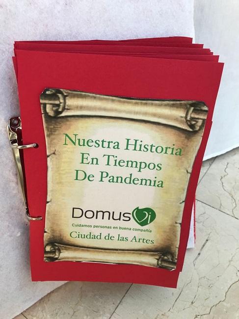 Fallas centros DomusVi Valencia 2021