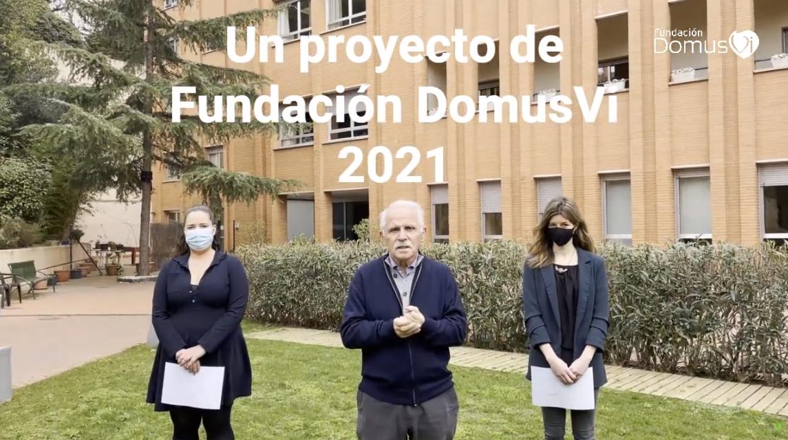Acortando Distancias2 Fundación DomusVi