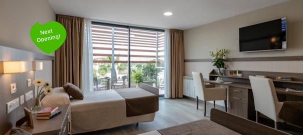 Residencia de mayores Sa Riera en Palma Mallorca