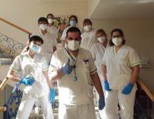 DomusVi día de la enfermería