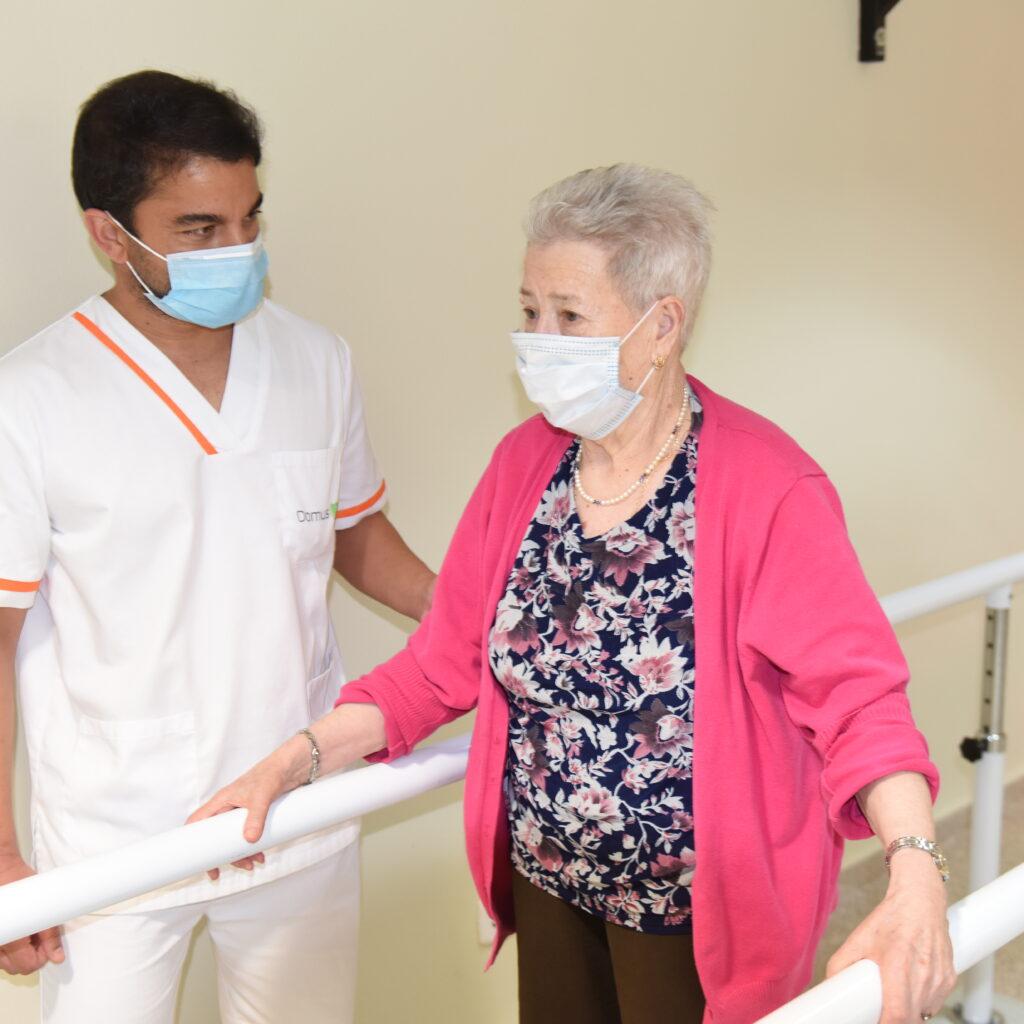 Servicio Rehabilitación postcovid
