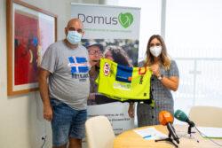 DomusVi, la compañía que trabaja para preservar el bienestar y la vitalidad de las personas mayores, y el Club Balonmano Aguilar han renovado su acuerdo de colaboración con fines deportivos y sociales.