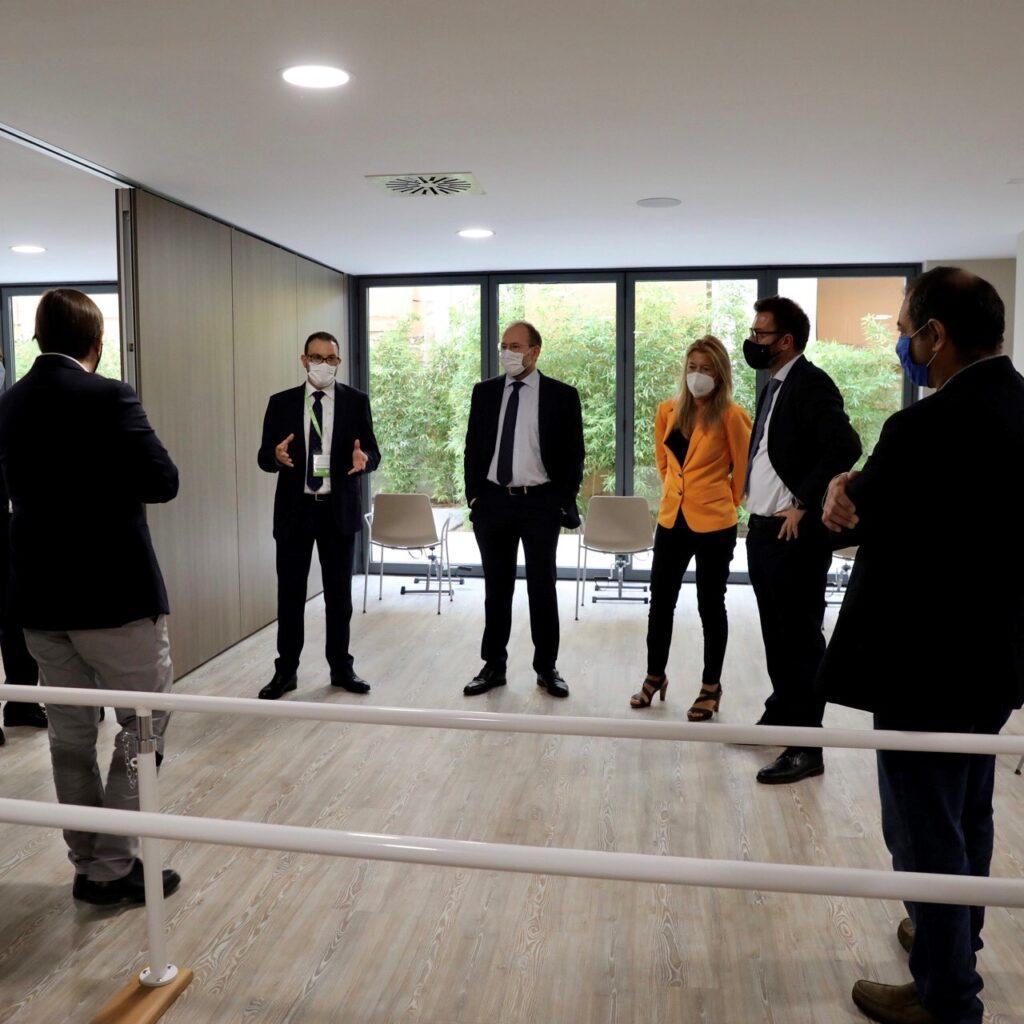 Puertas Abiertas Residencia de mayores Sa Riera Palma Mallorca