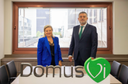 DomusVi nombran a José María Pena como nuevo Consejero Delegado y a Josefina Fernández, actual CEO de DomusVi, como Presidenta Institucional.