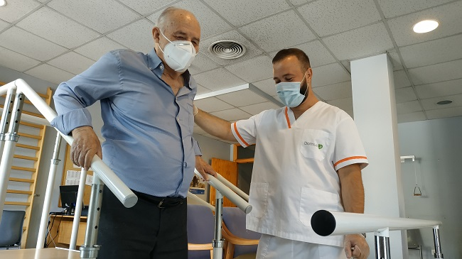 DomusVi-residencia-mayores-Magan-fisioterapia